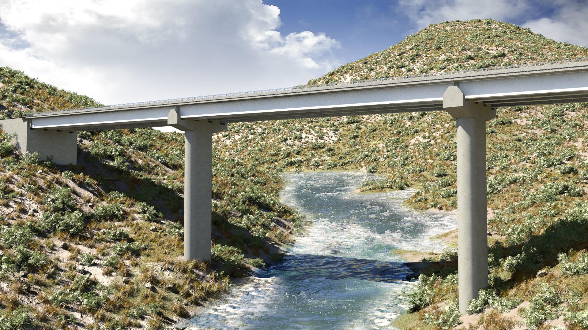 Puente Los Bosques V01-A03-F01
